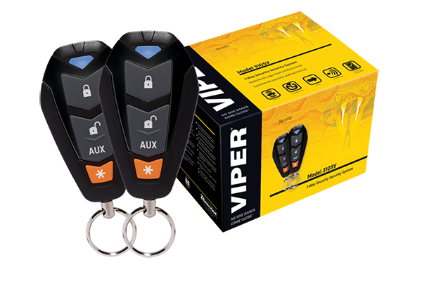 Viper 3105V Security System