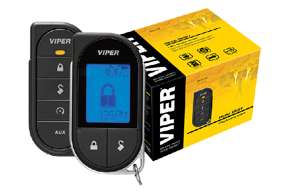 Viper 3706V Security System