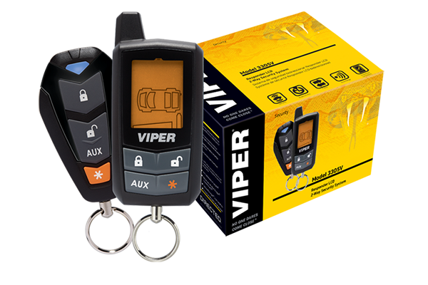 Viper 3305V Security System