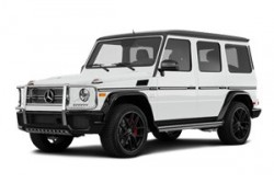 Mercedes-Benz G Class Accessories and Services