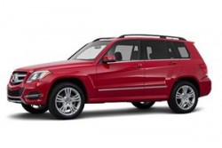 Mercedes-Benz GLK Class Accessories and Services