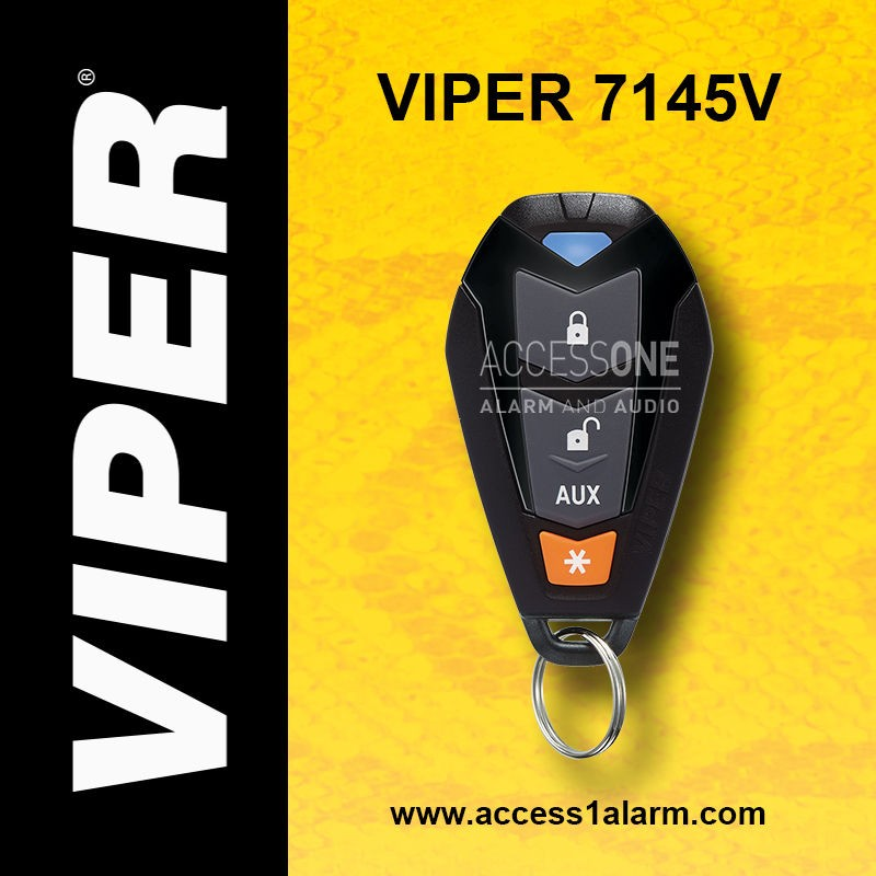 Brand New Viper 7145V  Value 1-Way Remote Replacement