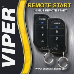 2011+ Dodge Charger Basic Viper Remote Start System