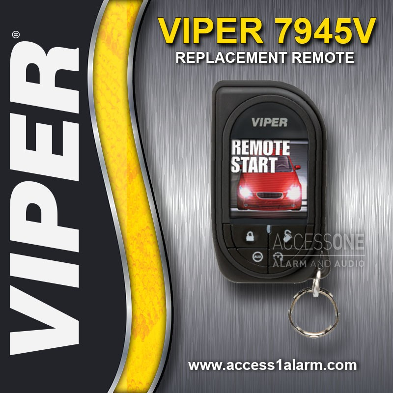 Python/ 7941P Responder HD SST Color Supercode Remote
