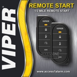 Ford Edge Viper 1/2-Mile Remote Start System